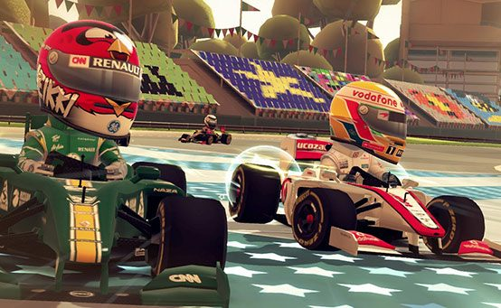 F1 Race Stars Gives the F1 Experience a Karting Makeover