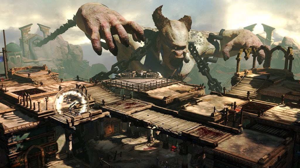 We need YOU for the God of War: Ascension multiplayer beta