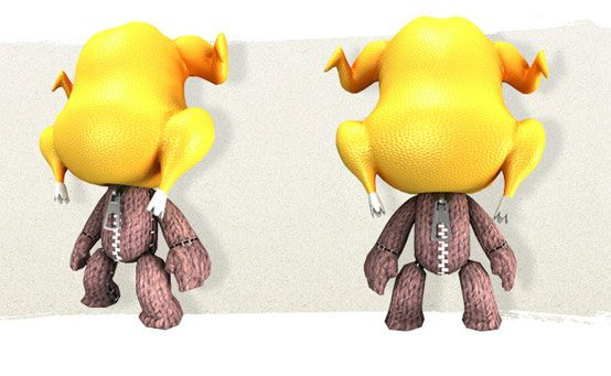 Sack it to Me: Introducing the New LittleBigPlanet.com
