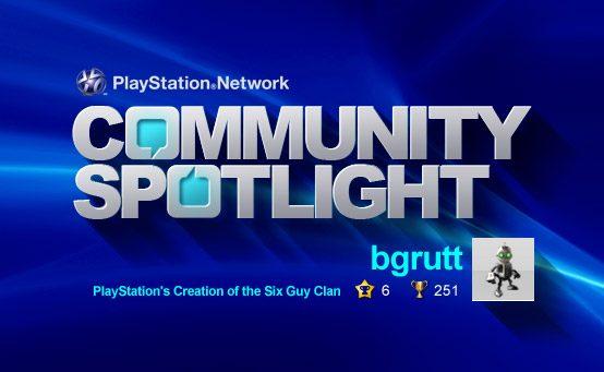 PSN Community Spotlight – PlayStation's Creation of the Six Guy Clan