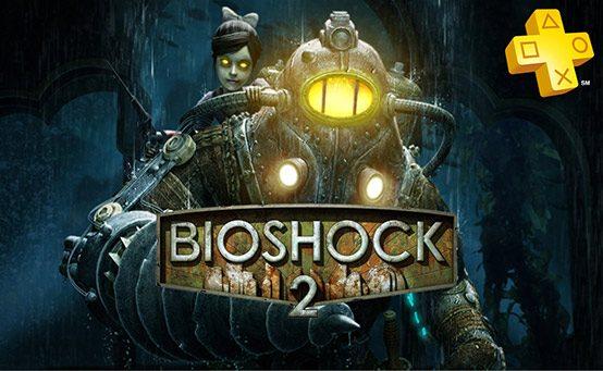 PlayStation Plus Update: Return To Rapture Free in BioShock 2