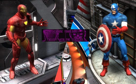 Why You'll Be Thankful for Zen Studios' Marvel Pinball: Civil War