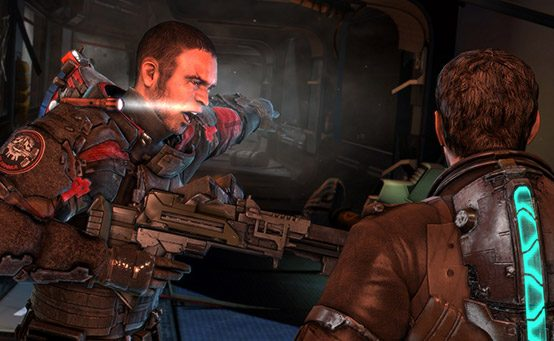Dead Space 3 Interview: Sci-fi Survival Horror Gets a Multiplayer Make-over