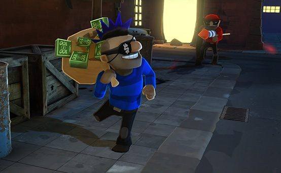 Dollar Dash: A Four-Player Free-for-All Coming to PS3 This Winter