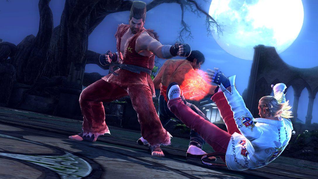 Tekken Tag Tournament 2: PSN Release, Free New Characters Tomorrow