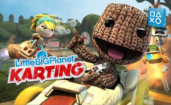 LittleBigPlanet Karting: DLC Cross-Compatibility Out Today!