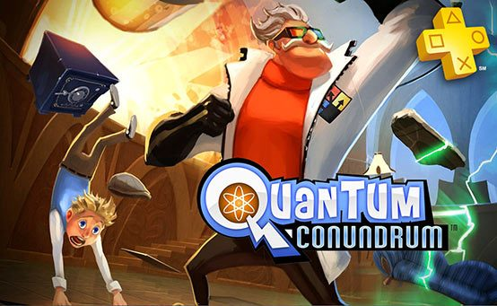 PlayStation Plus Update: Solve a Quantum Conundrum Free with Plus