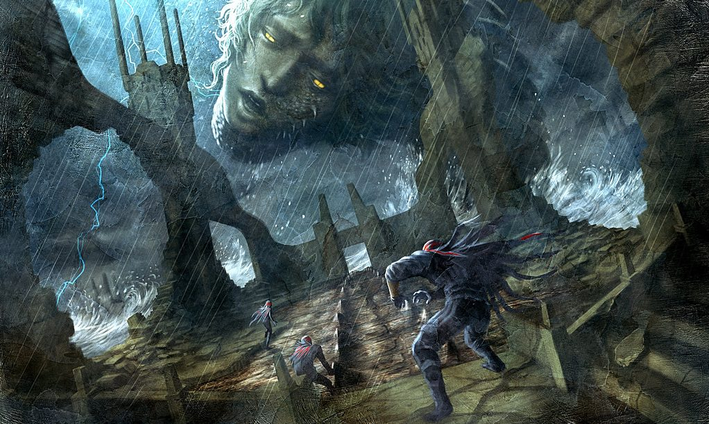 PS Vita's Soul Sacrifice: Leviathan and Ghost Mode Revealed