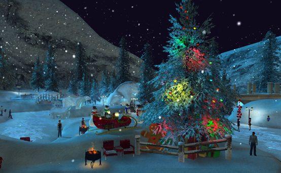 PlayStation Home Update: Atari's 40th Birthday & Winter Holidays