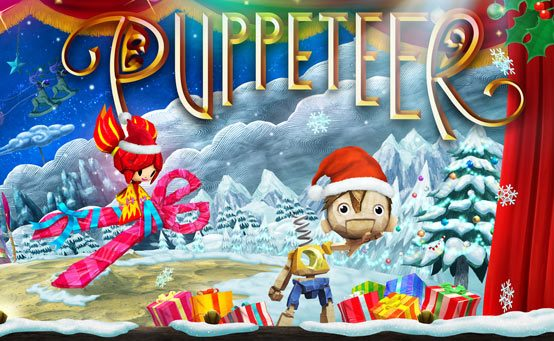 Happy Holidays from the Puppeteer Team
