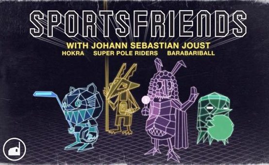 Be a Part of Sportsfriends History Today