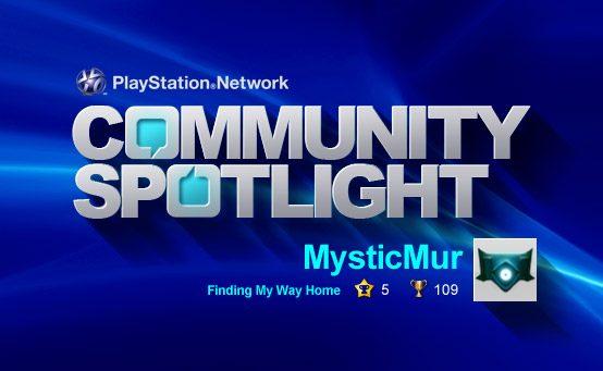 PSN Community Spotlight – Finding My Way Home