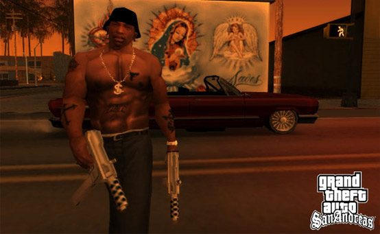 Grand Theft Auto: San Andreas PS2 Classic Hits PlayStation Store Today