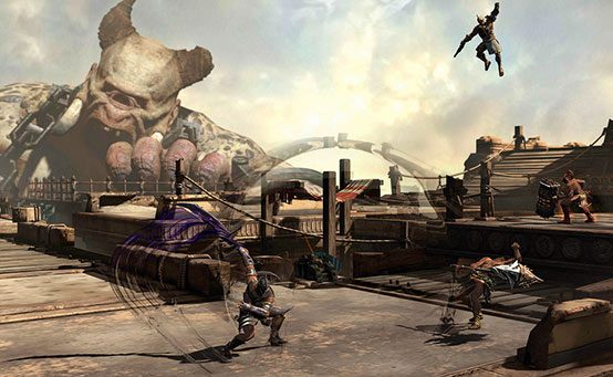 God of War Ascension Multiplayer Beta Begins Today for PlayStation Plus