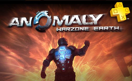 PlayStation Plus Update: Anomaly Warzone Earth Free for Members