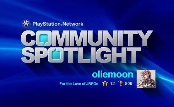 PSN Community Spotlight: For the Love of JRPGS