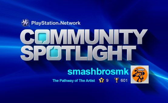 PSN Community Spotlight: The Pathway of the Artist