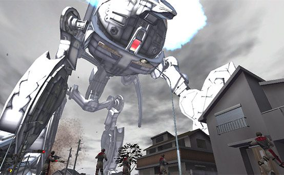 Earth Defense Force 2017 Portable Invades PS Vita January 8th