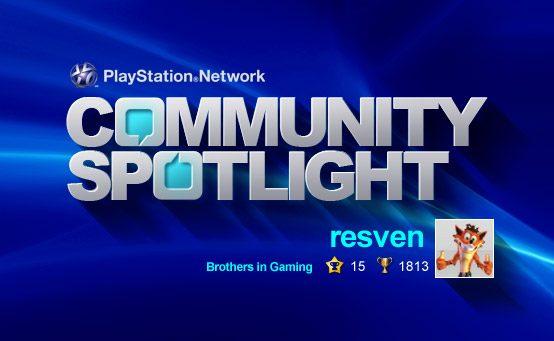 PSN Community Spotlight – Brothers in Gaming