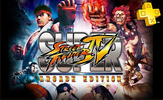 PlayStation Plus: Super Street Fighter IV Arcade Edition Free for Members