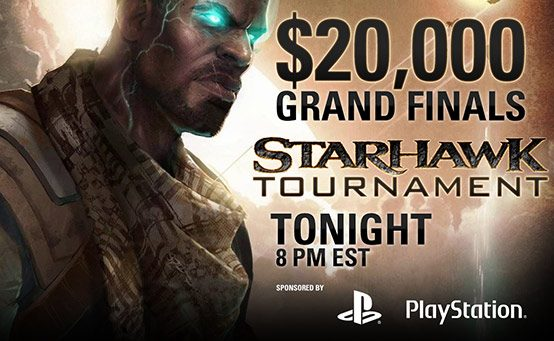 Starhawk MLG Finals Streaming Live Tonight