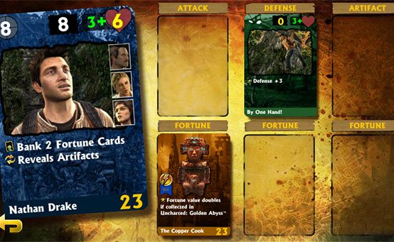 UNCHARTED: Fight for Fortune Launches Today On PS Vita