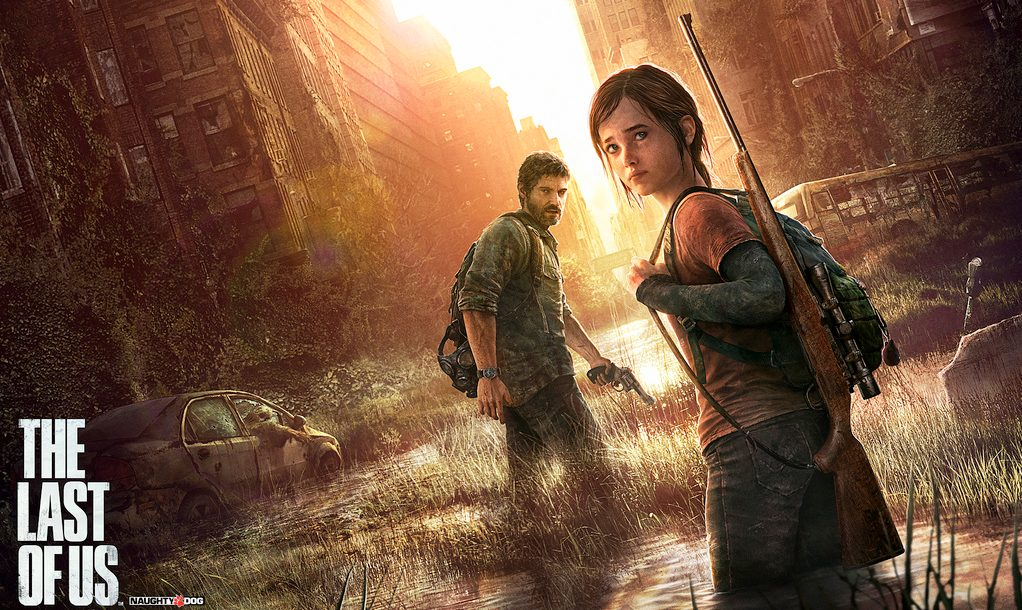 The Last of Us demo included with God of War: Ascension