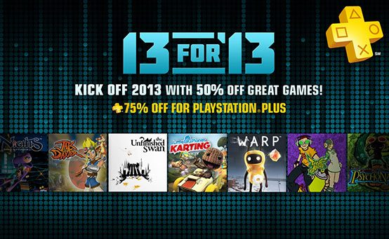 PlayStation Plus Updates: 75% Off Many Acclaimed Titles, Free Foosball