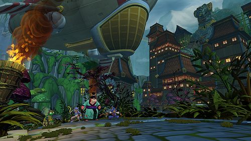 Brand new Sly Cooper: Thieves in Time trailer sneaks in