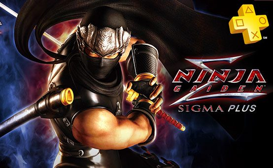 PlayStation Plus Update: Ninja Gaiden Sigma Free for Members