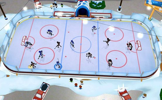 Table Ice Hockey for PS Vita Available on PSN Now