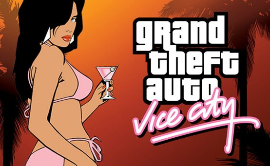 Grand Theft Auto: Vice City Out Now on PSN