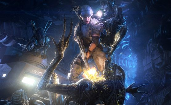 Hands on with Aliens: Colonial Marines, on PS3 February 12th