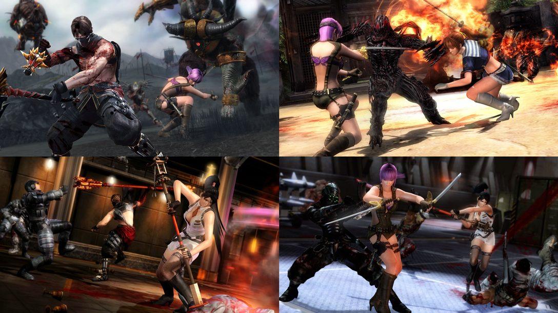Ninja Gaiden 3 Razor S Edge Coming Soon To Playstation 3 Playstation Blog