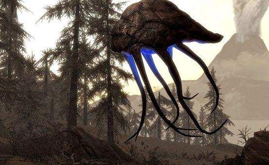 First PS3 Skyrim DLC, Dragonborn, Lands Today
