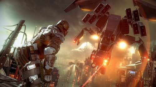 Announcing Killzone: Shadow Fall for PlayStation 4