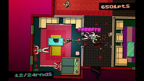 Hotline Miami coming soon to PS3 and PS Vita