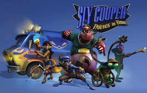 New Sly Cooper: Thieves in Time trailer – Greetings from Sly