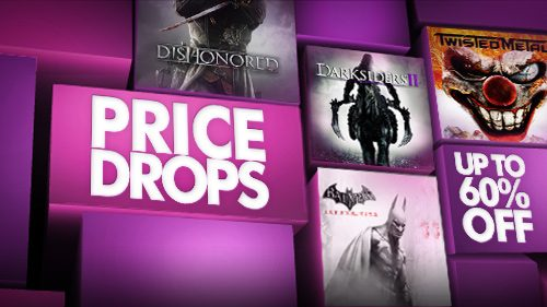 New PlayStation Store sale starts today