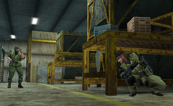 Metal Gear Solid: Peace Walker on PS Vita Today