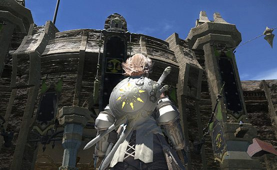Final Fantasy XIV: A Realm Reborn on PS3 –Sign Up For the Beta