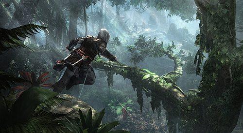 Assassin S Creed Iv Black Flag Announced Playstation Blog