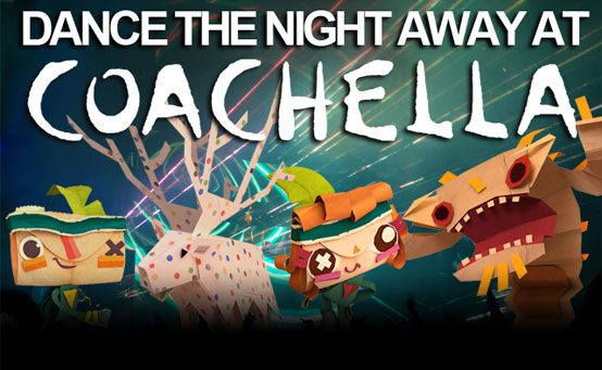 PlayStation Crashes Coachella with Games, Giveaways & VIP Passes