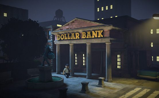 Dollar Dash: Pull Off the Ultimate Heist on PSN Today