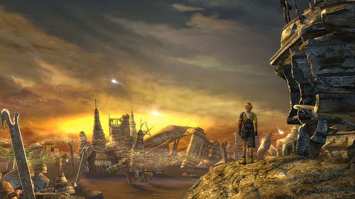 FINAL FANTASY X and FINAL FANTASY X-2 coming soon to PS3 and PS Vita (Update: first trailer)
