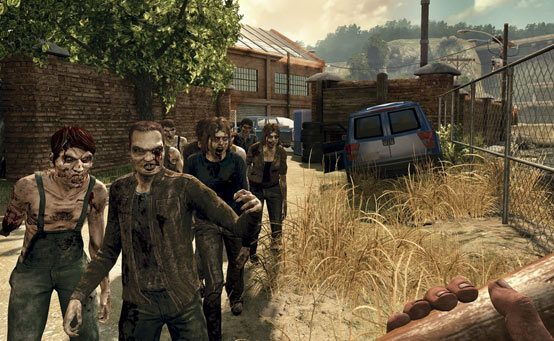 The Walking Dead: Survival Instinct Out Now, What We Learned