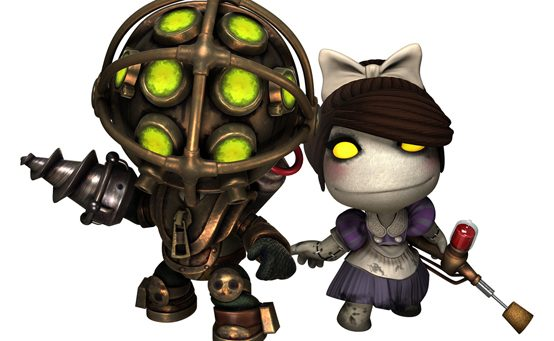 Sack it to Me: Big Daddy comes to LittleBigPlanet