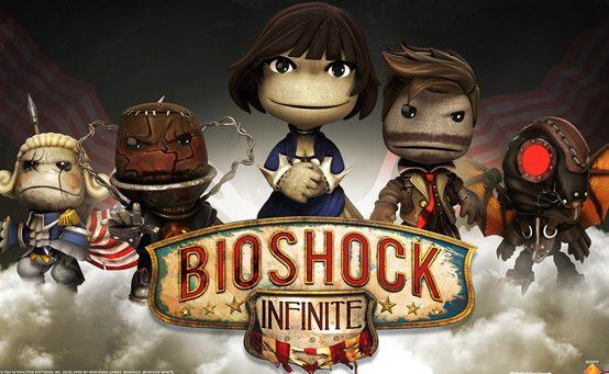Sack it to Me: BioShock Infinite Heads to LittleBigPlanet