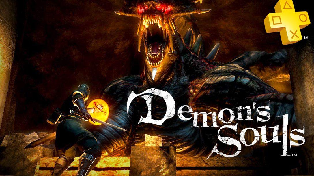 PlayStation Plus April Update: Demon's Souls Free for Members