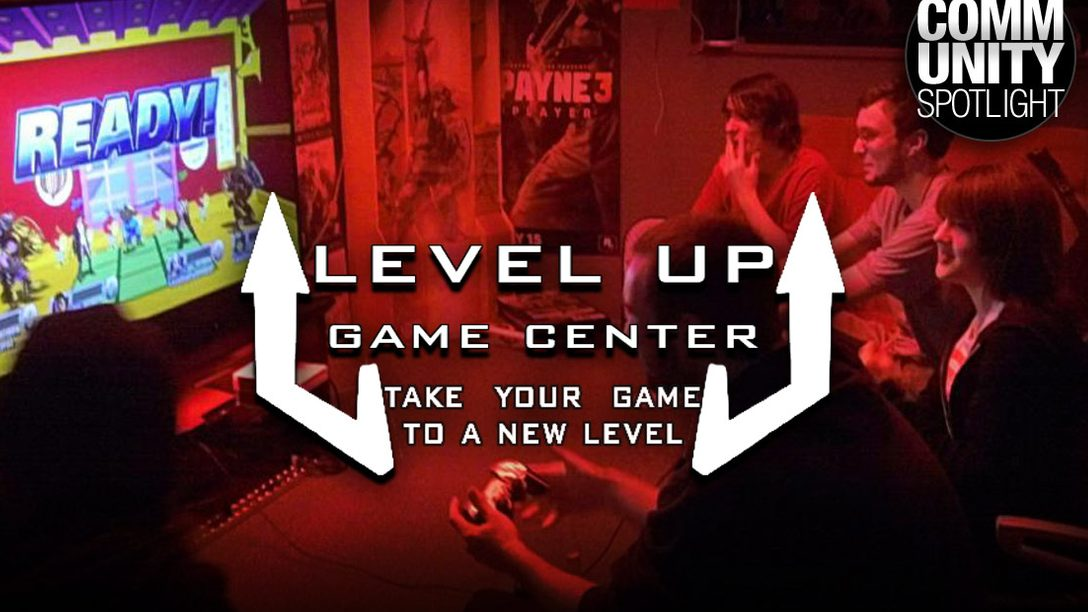 PlayStation Community Update: Level Up Game Center